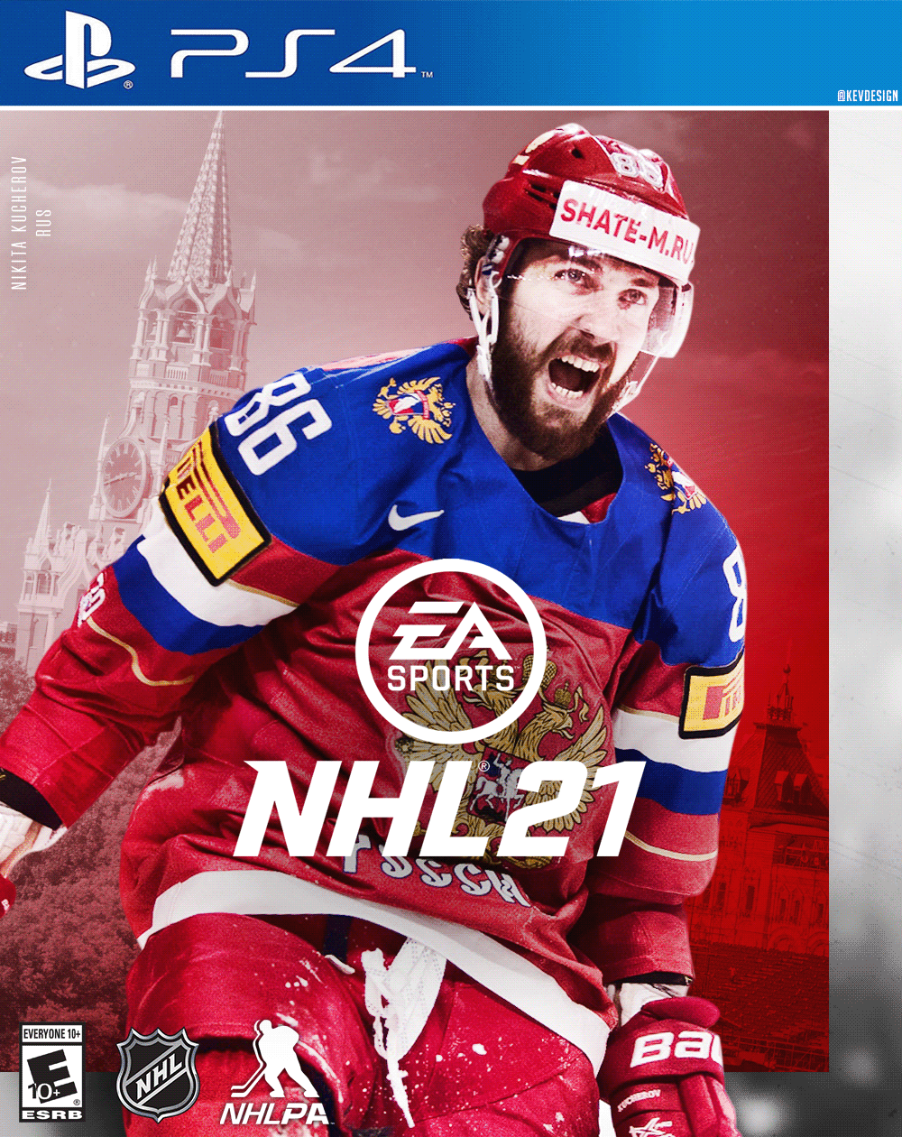 Nhl 21 Covers On Behance