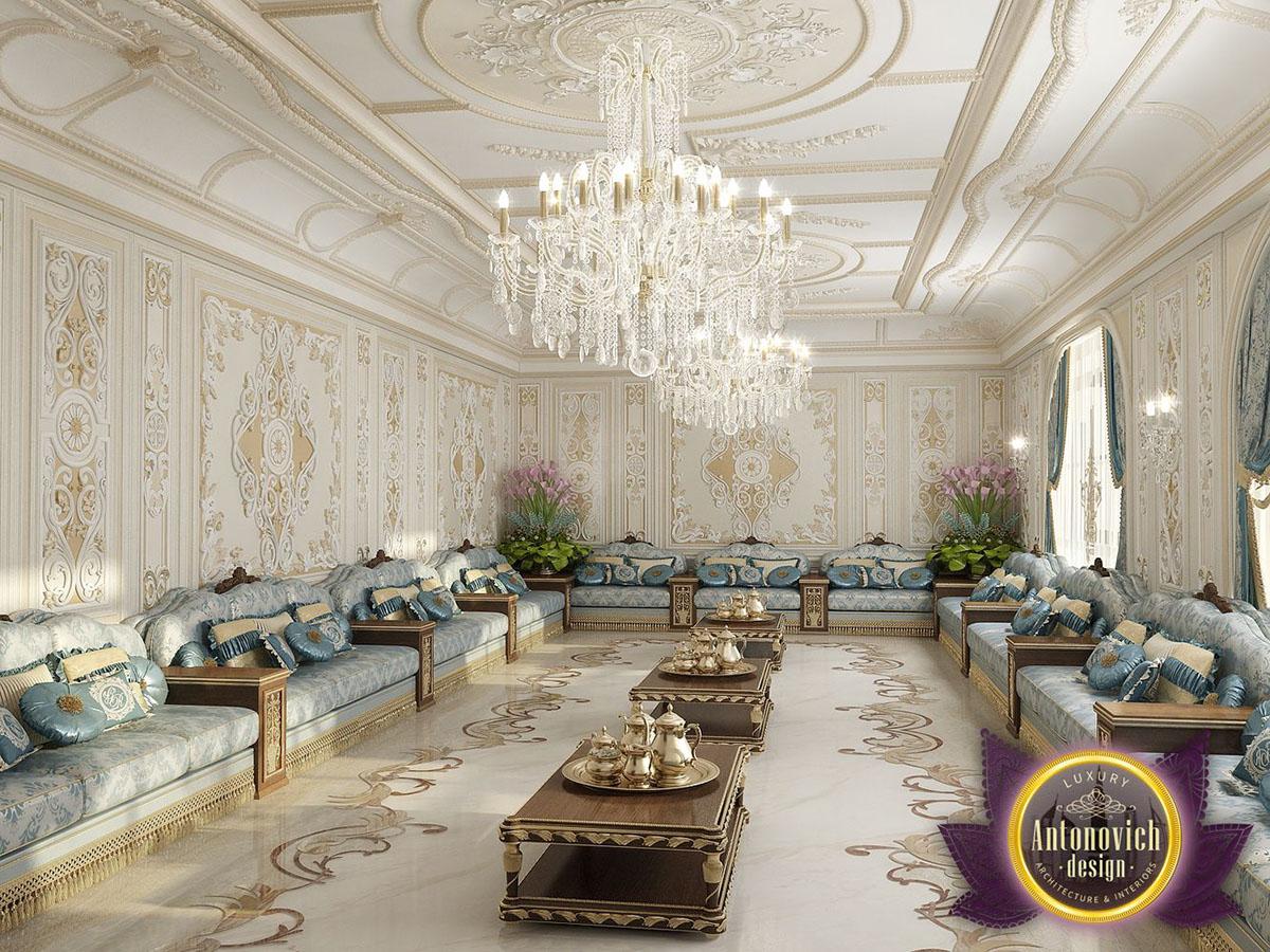 Interior Majlis From Luxury Antonovich Design On Behance