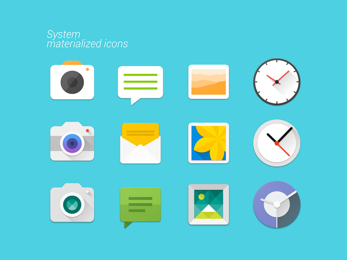 Nucleo UI - Icon Pack on Behance