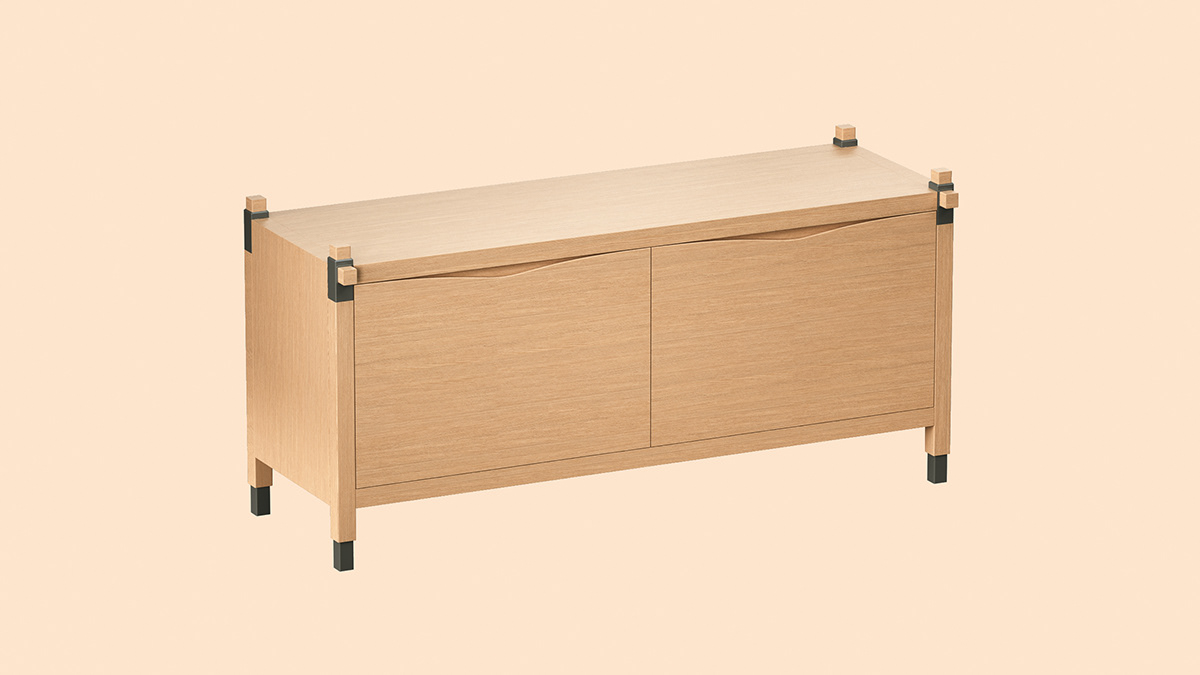 furniture home metal minimal wood