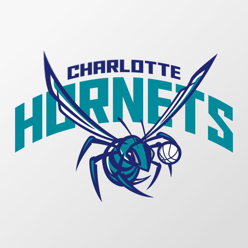 Charlotte Hornets Logo Concept On Behance