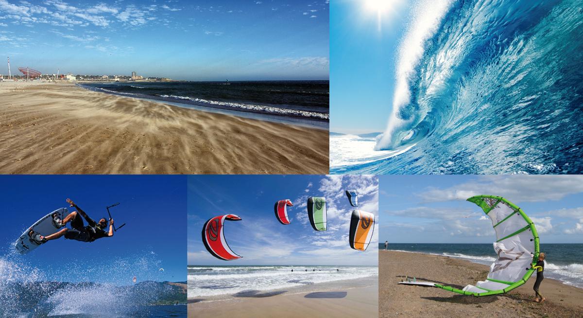 Kite surfing Surf Kitesurf