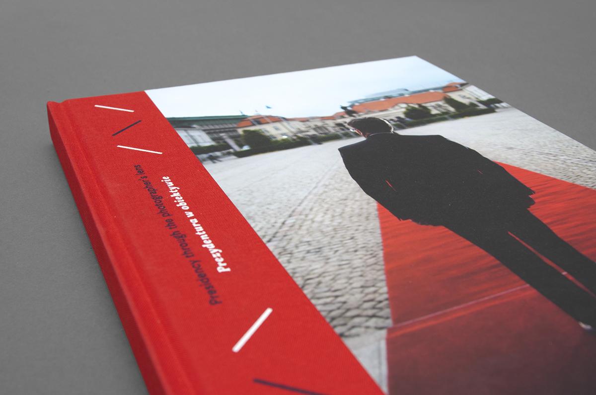 president book design