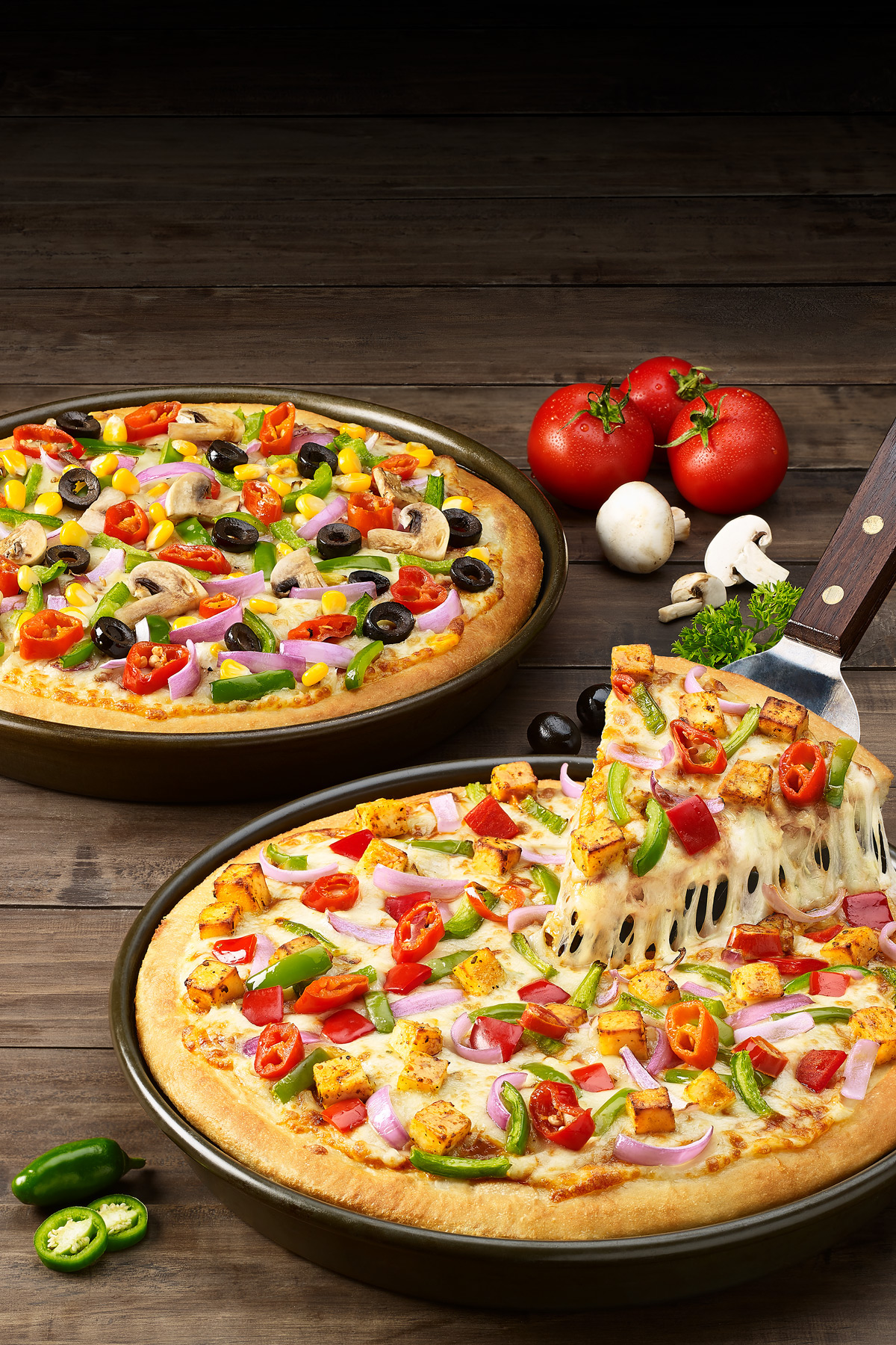 Crusts and Toppings Galore: Our Best Pizza Recipes Pizza up photo editor