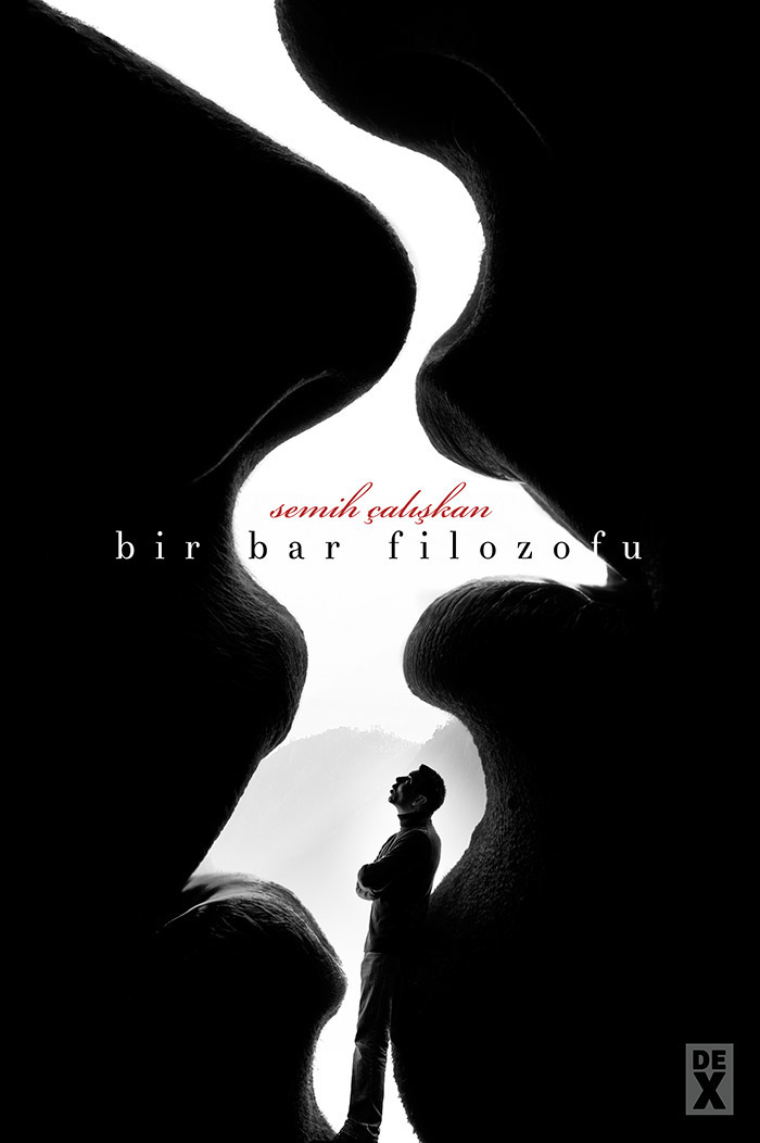 Book Cover Design Silhouette : Bir bar filozofu book cover on behance