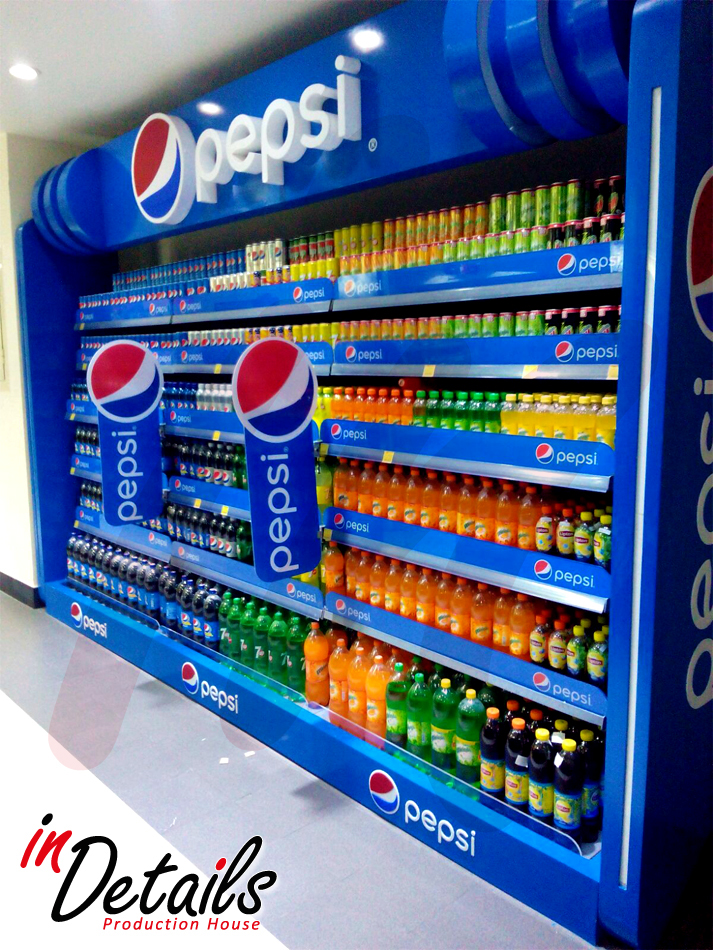project report on impact of planogram on sales of pepsi products In addition to lost sales, poor merchandising discipline can result increases the sales of related products like different media impact sales.