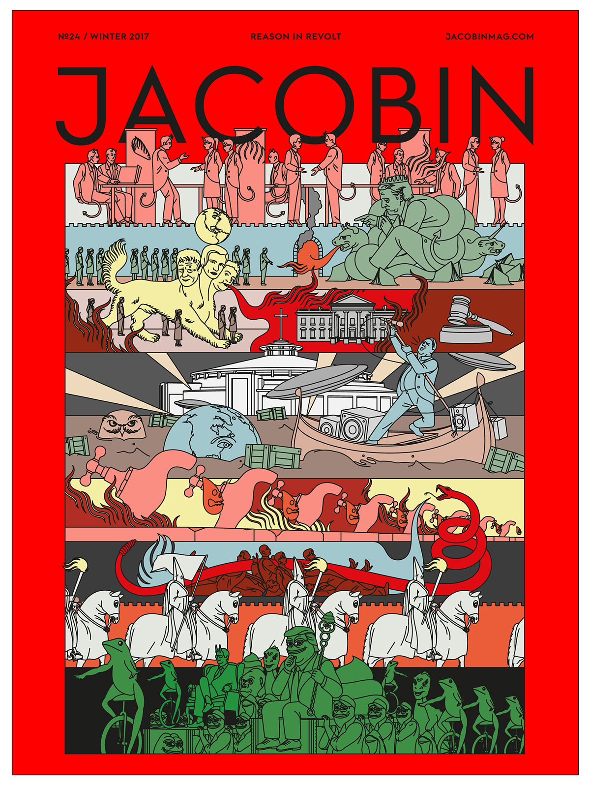 Image result for jacobin magazine Winter 2018
