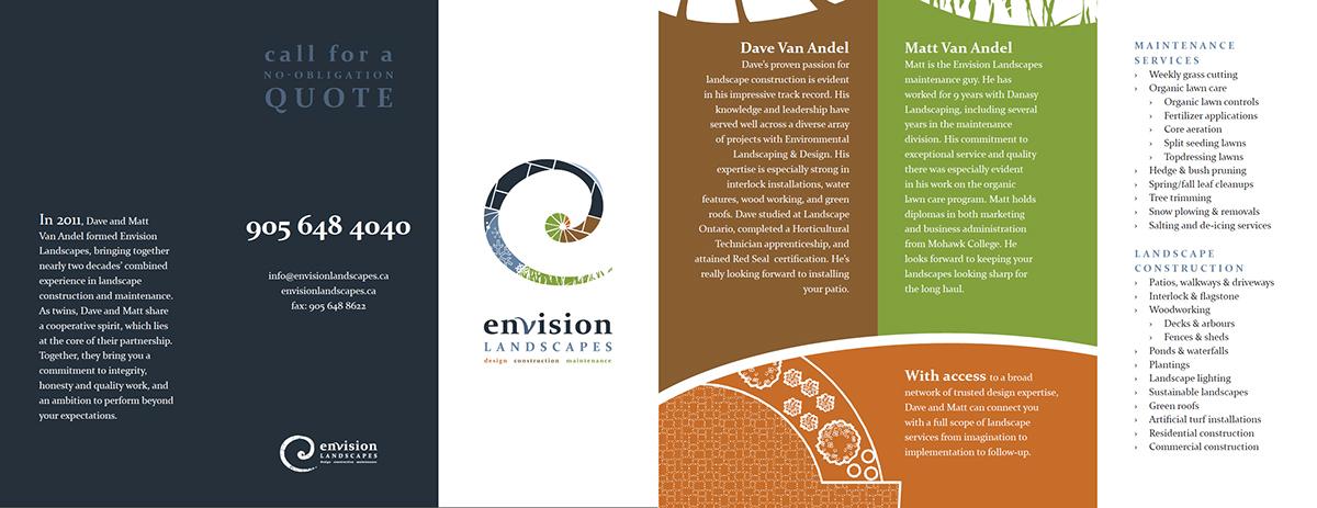 Envision Landscapes On Behance