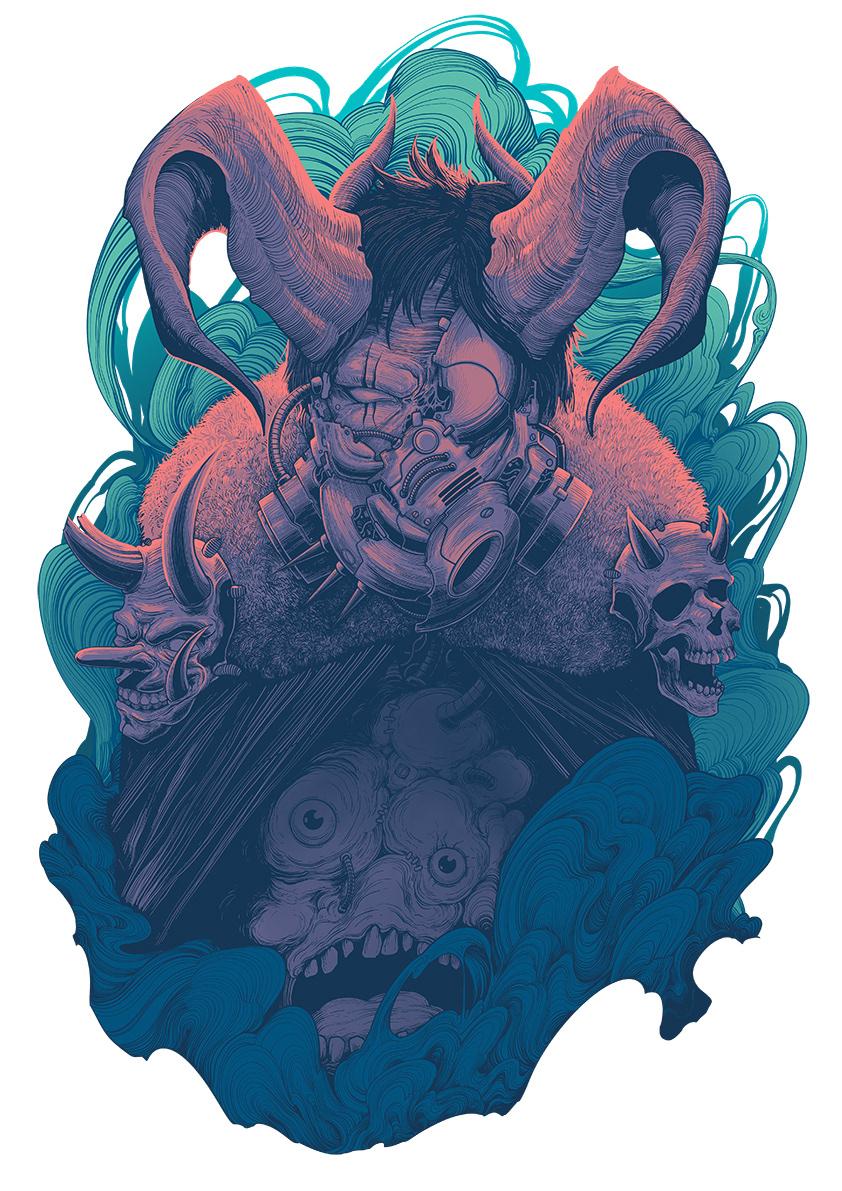 skull,Cyborg,android,meca,hybrid,vr,game