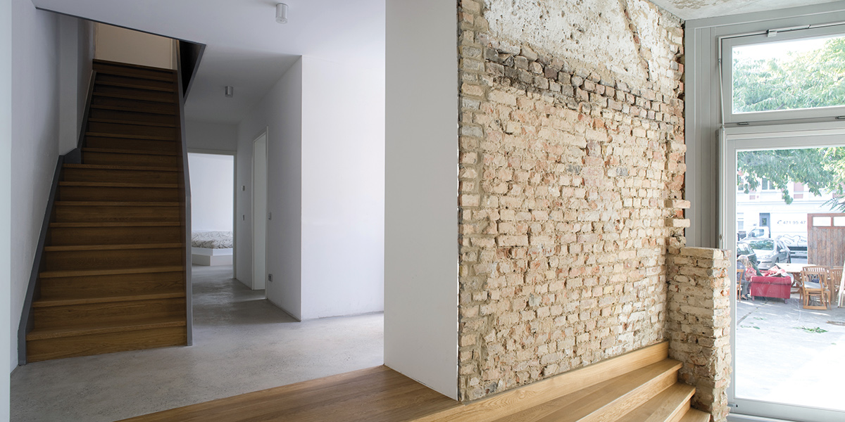 renovation Extension existing Sustainable
