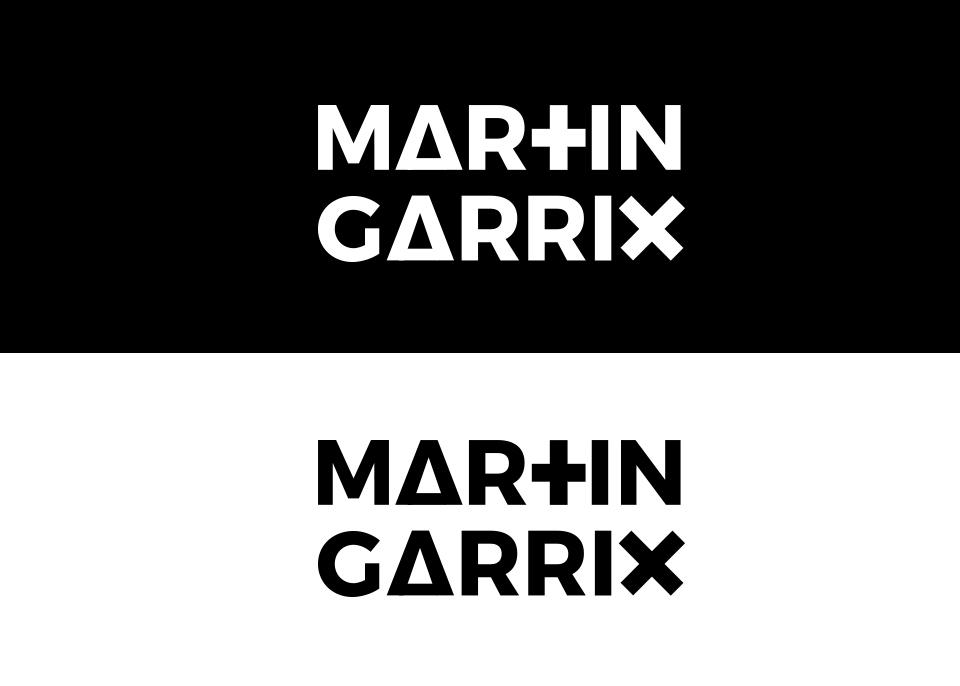 Martin Garrix Logo Re Branding On Behance