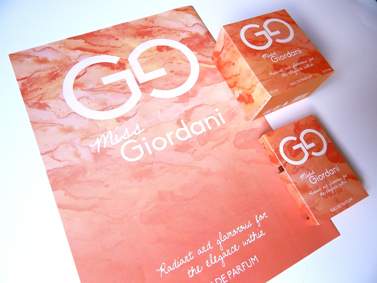 Miss Giordani Perfume Packaging Redesign On Behance
