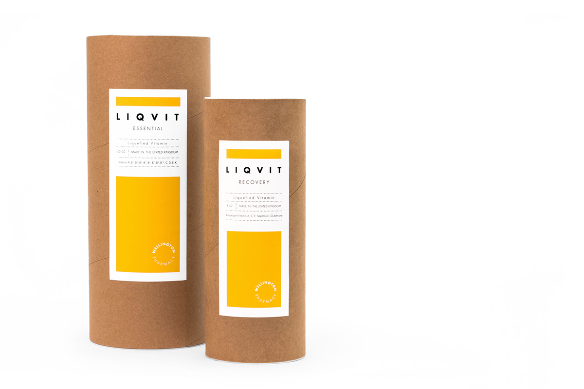 herman Awuku pratt institute vitamin Liqvit stavanger norway grafisk design medical