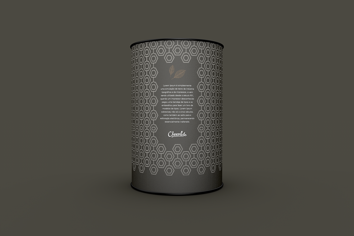 Adobe Portfolio anos embalagens Chocolata chocolate