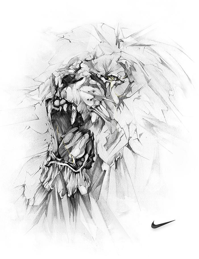 alexis Marcou lion Nike HO12 Galatasaray Authentic football soccer Fanwear roaring