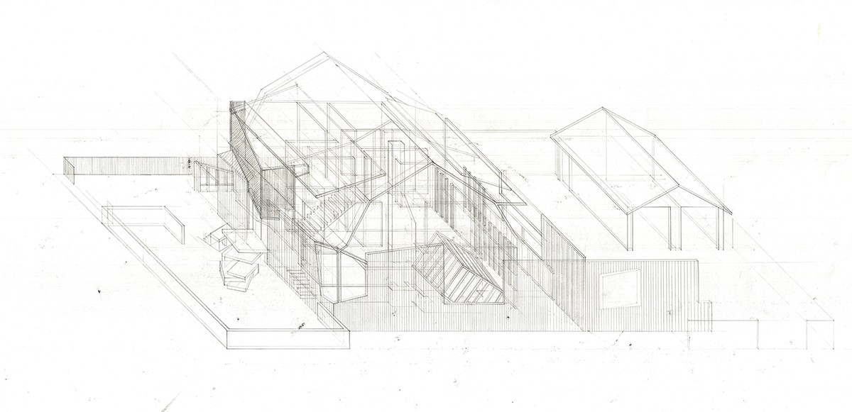 ARCHITECTURE ANALYSIS: GEHRY RESIDENCE on RISD Portfolios