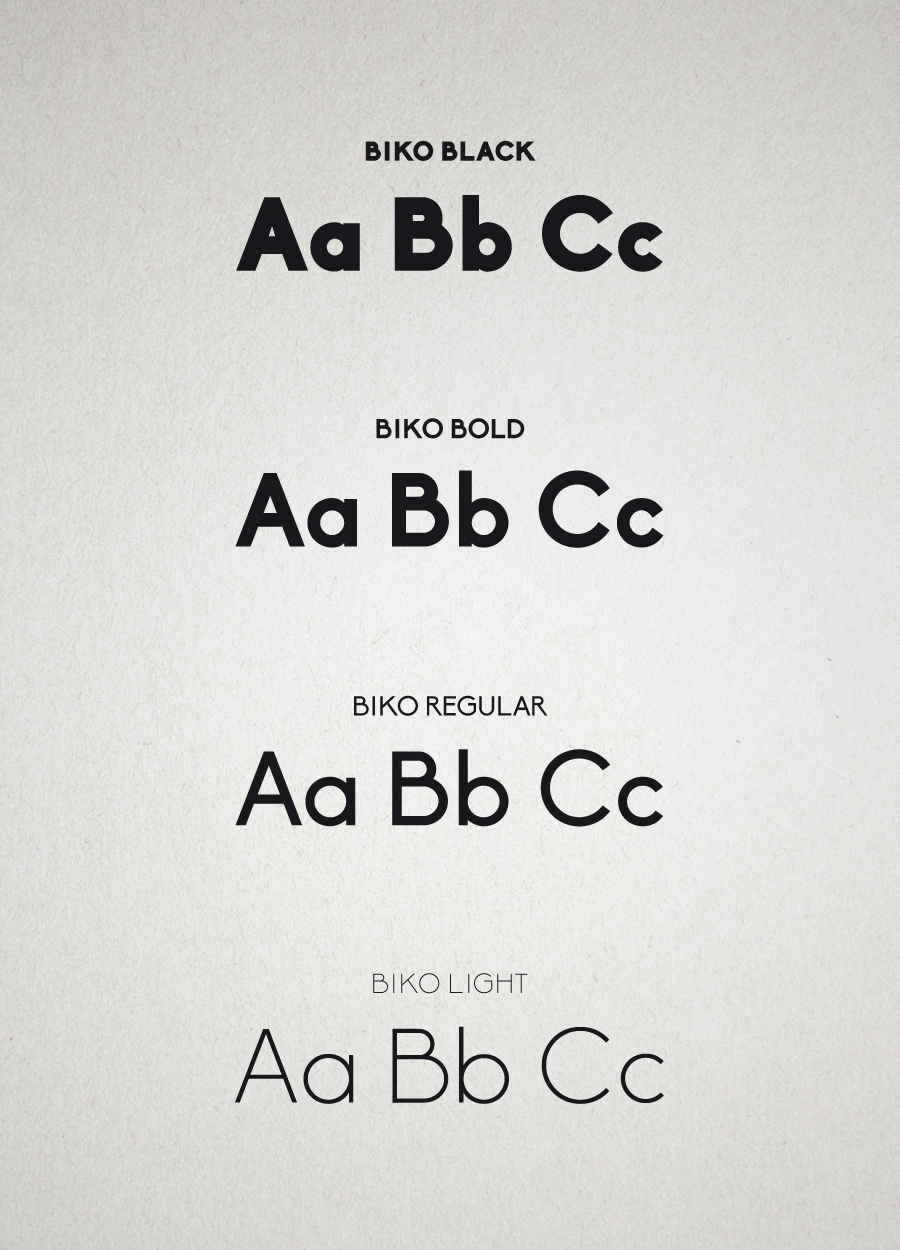 Biko Font Family - Free Download on Behance