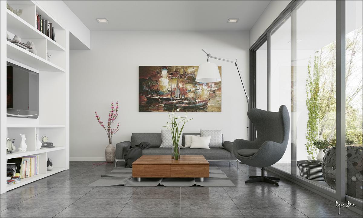 Apartment in india near damian de goa porvorim on behance - Abonnement art et decoration ...