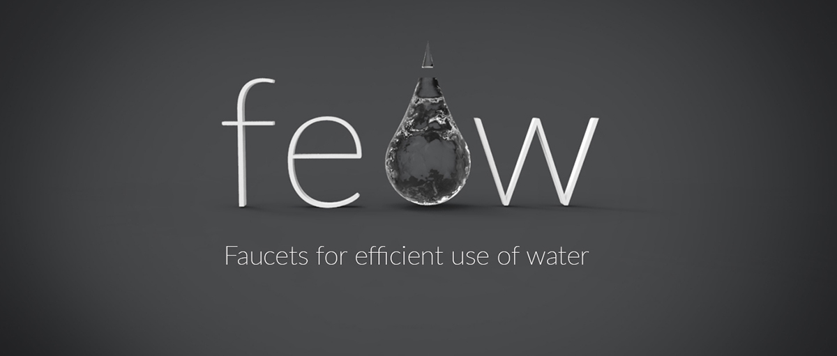 Interactive  Smart faucets on Behance