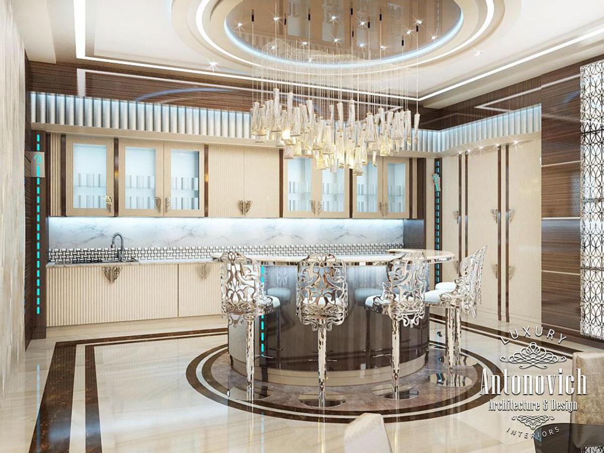 kitchen dubai from luxury antonovich design on behance