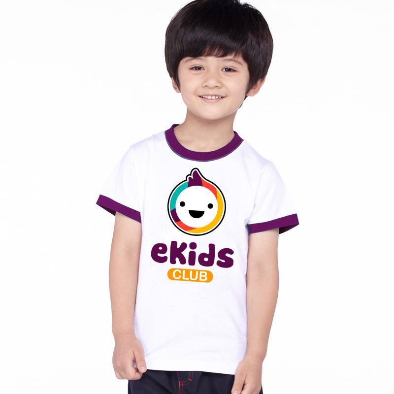 ekids club tshirt