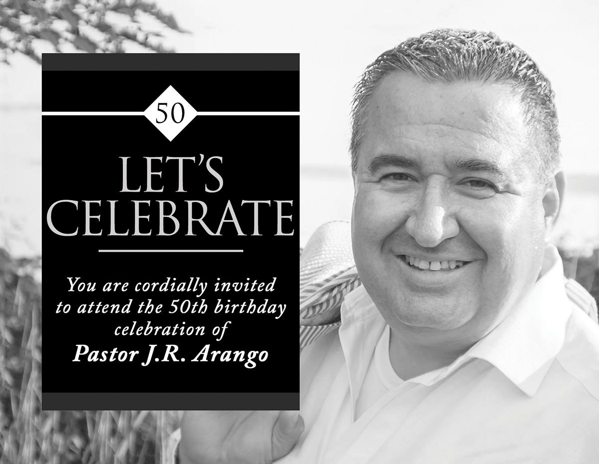 Pastoral birthday invitation on behance stopboris Images