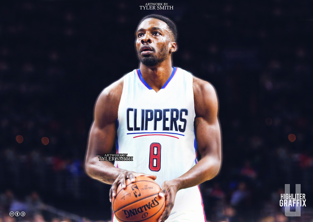 cheap for discount 6a279 8d129 Jeff Green Jersey Swap | LA Clippers on Behance