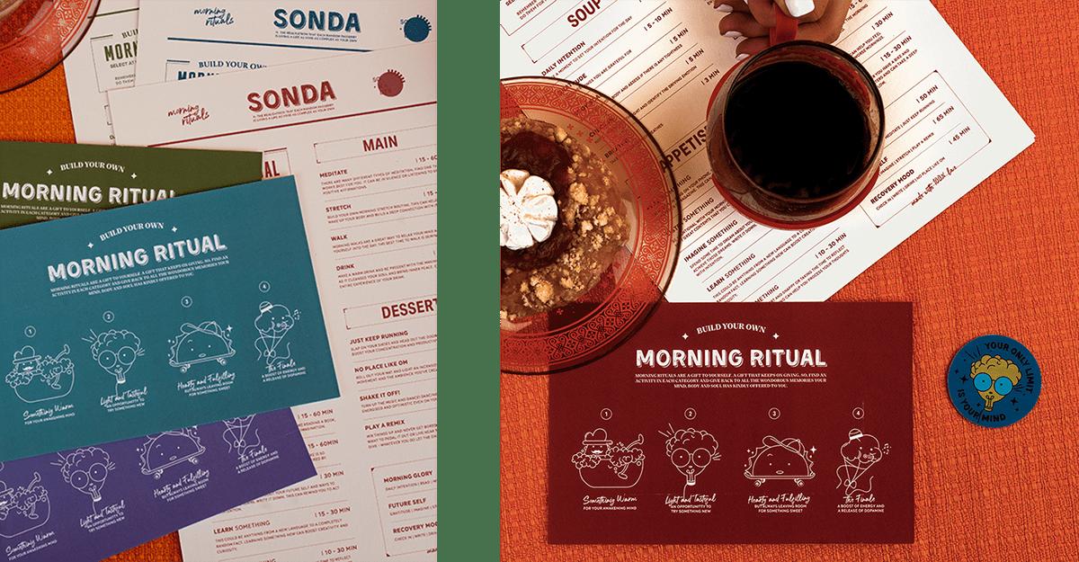 adobeawards,branding ,Cafe design,Identity Design,ILLUSTRATION ,mental health,menu design,Photography ,self care,typography