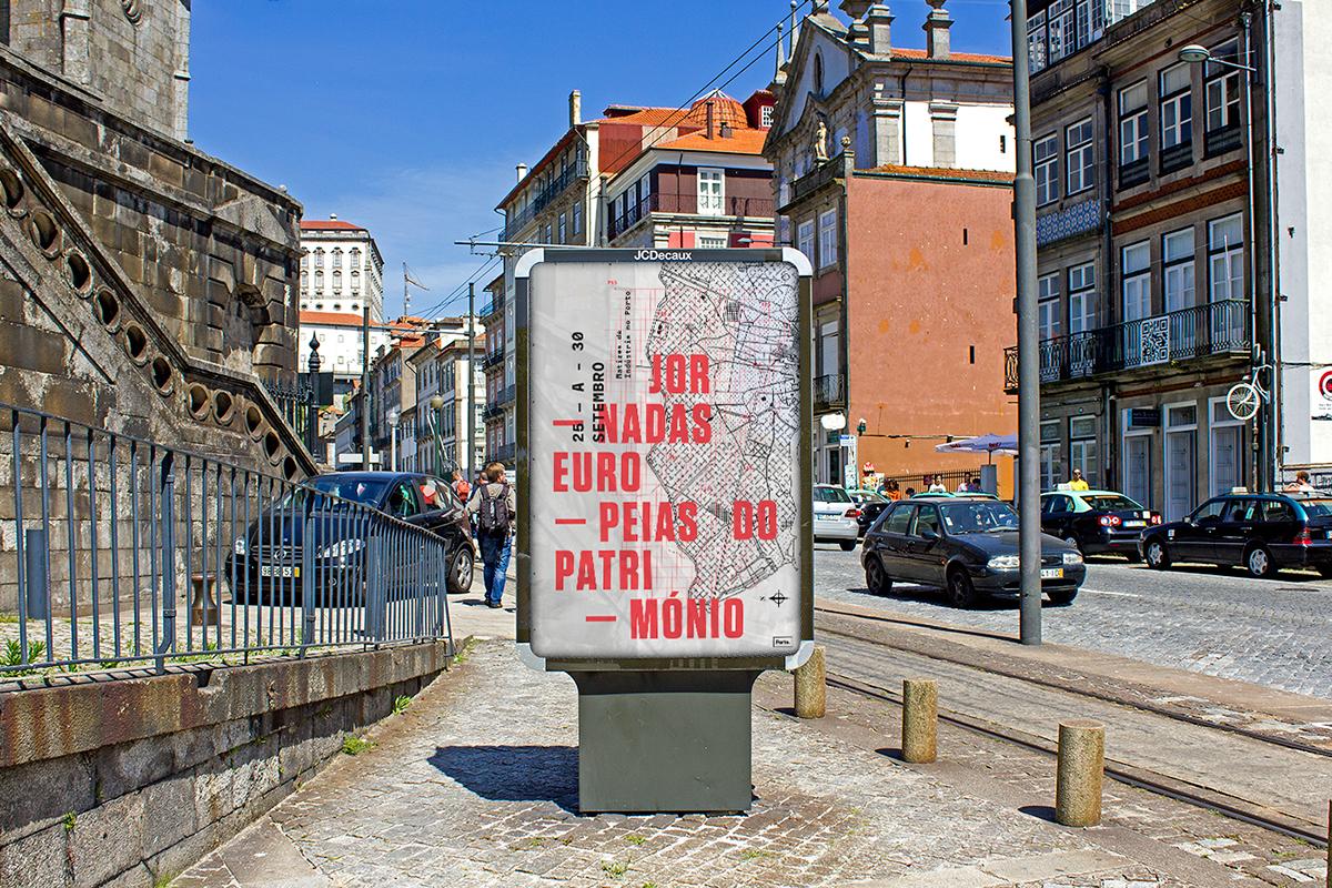 Porto. poster JEP porto CMP PortoCultura
