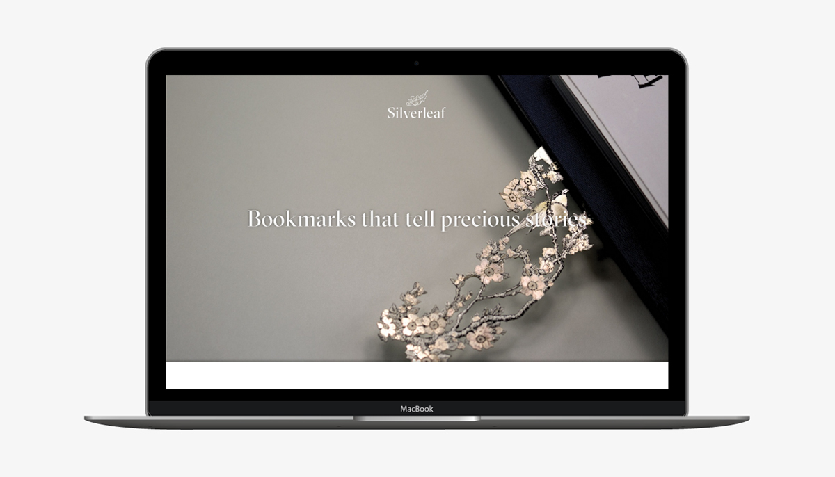 Silverleaf identity and website on behance for Silverleaf owner login
