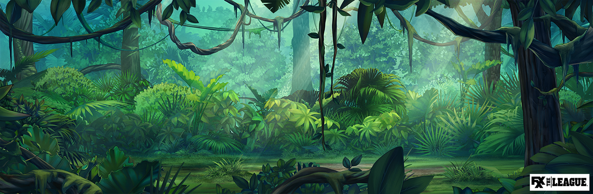 Animation Backgrounds FX / FXX on Behance