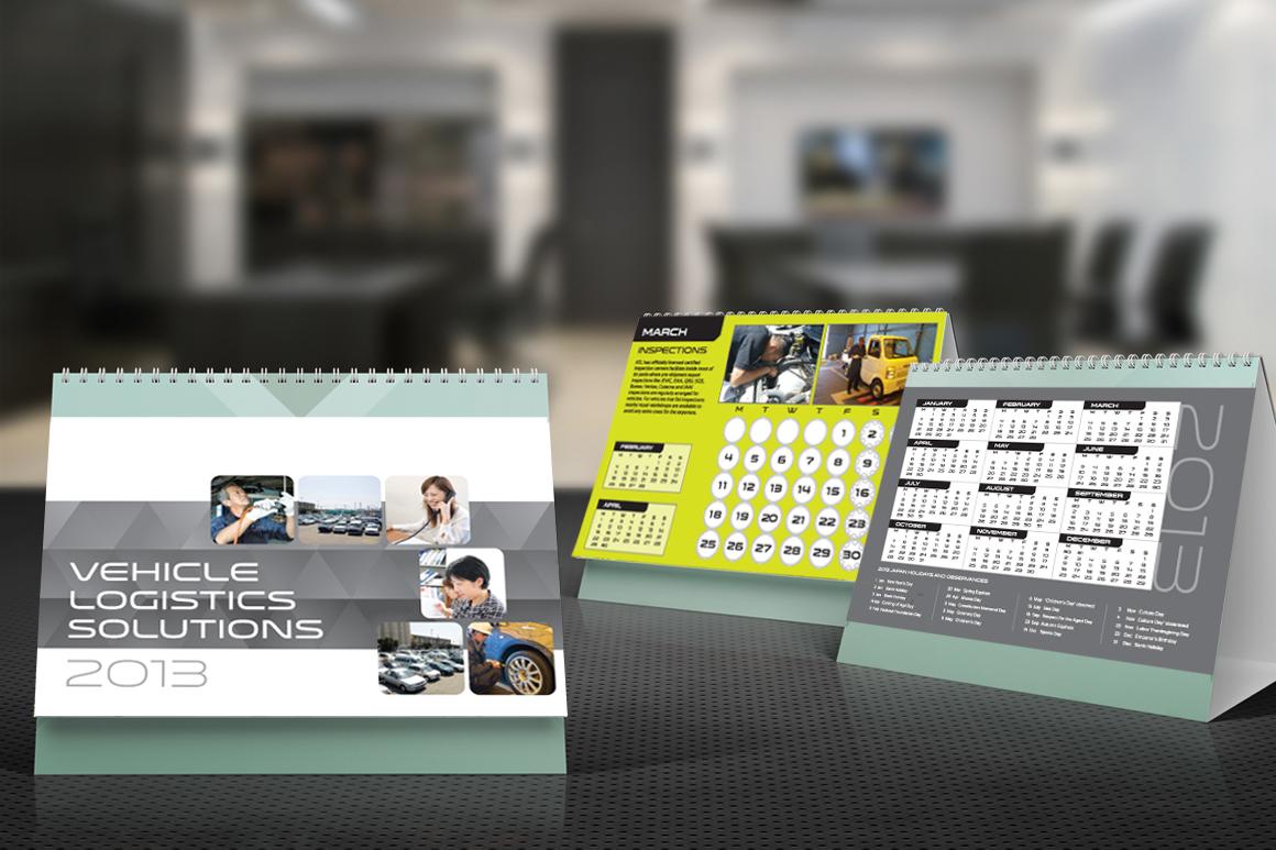 Logistics Calendar Design : Calendar design gruppo cordenons atl logistics on behance