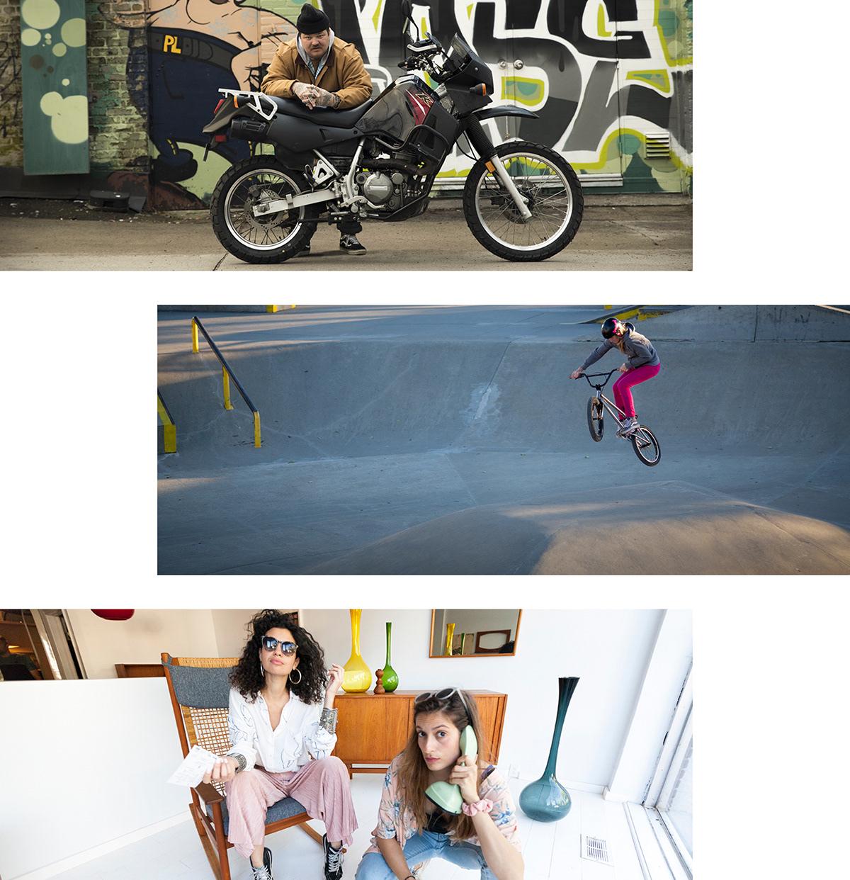 Film   kijiji Photography  portraits Production social media video