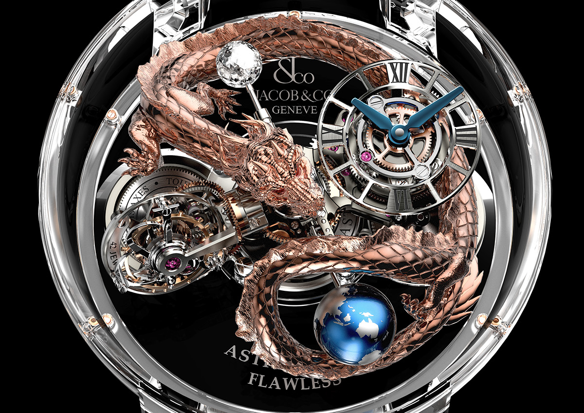 Astronomia Dragon By Jacob Amp Co On Behance
