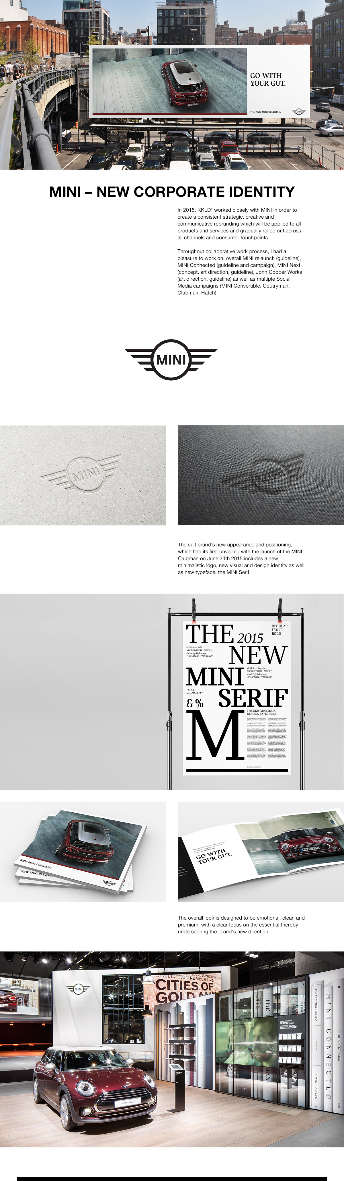 Mini New Corporate Identity On Behance