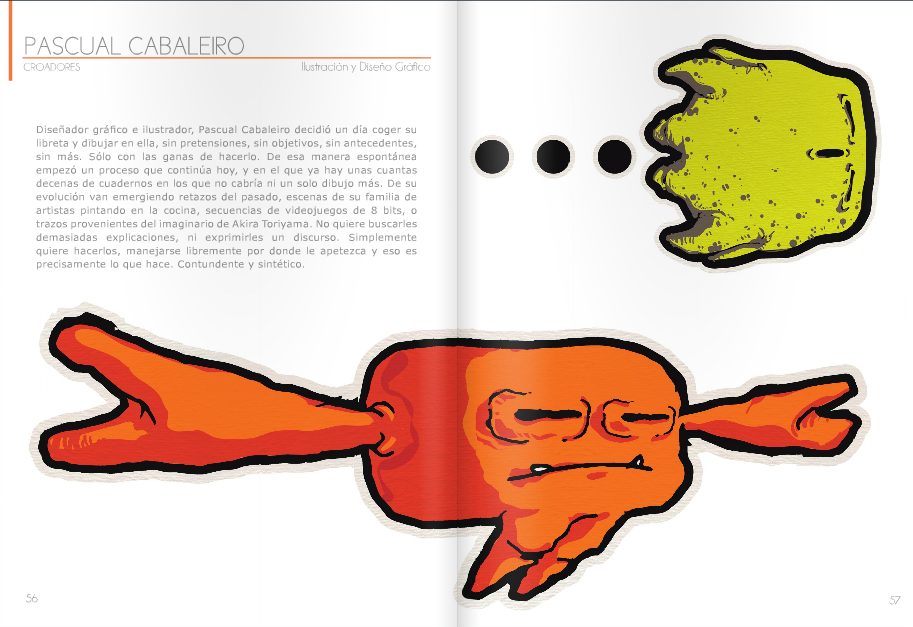 bugs digital illustration gouache