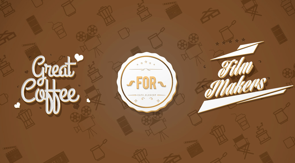 cafe design landing page marketing   digital marketing campaign