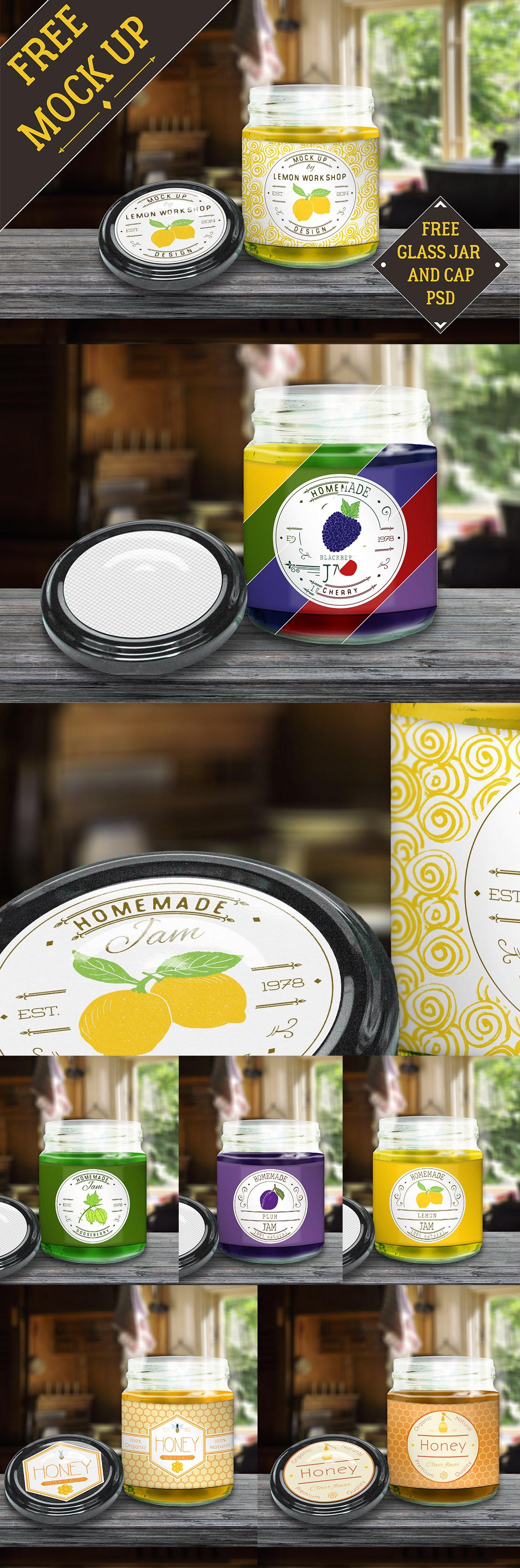 Mockup,jar,free,freebie,can,jar mockup,glass jar,mock up,packaging design,presentation mockup