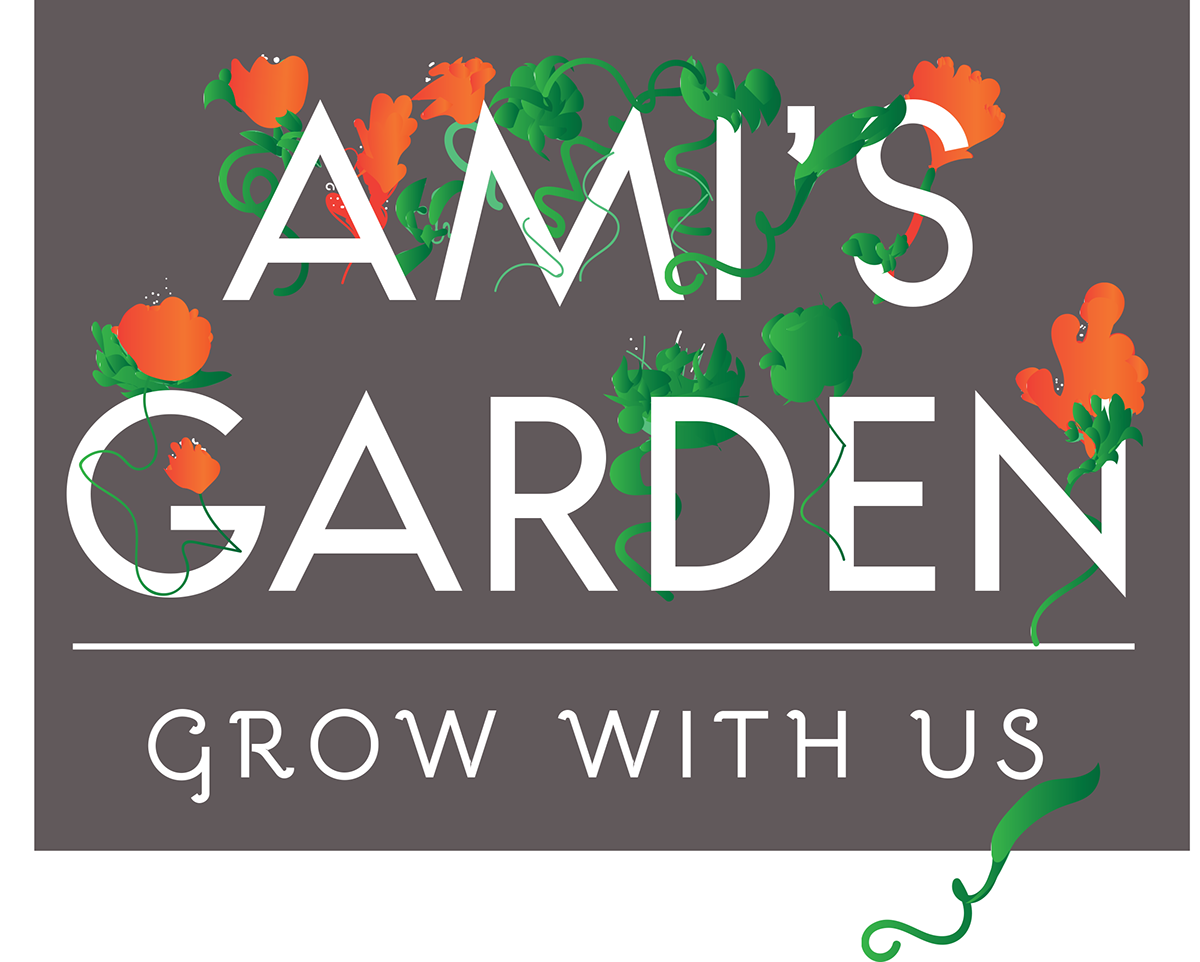 AMI'S GARDEN | PLANT NURSERY | PACKAGE AND LOGO DESIGN on ...