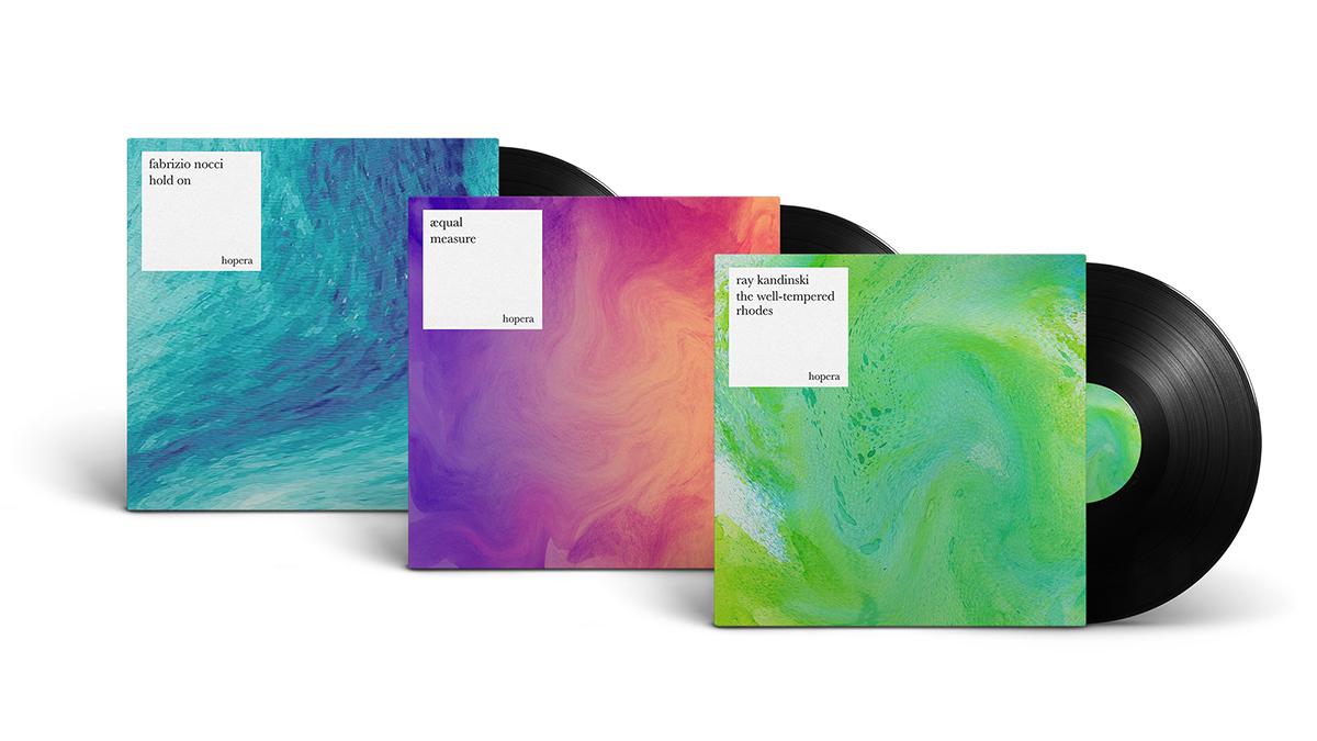 Logo Design brand brand identity music deep house house electronic artwork giulia passaretti graphic