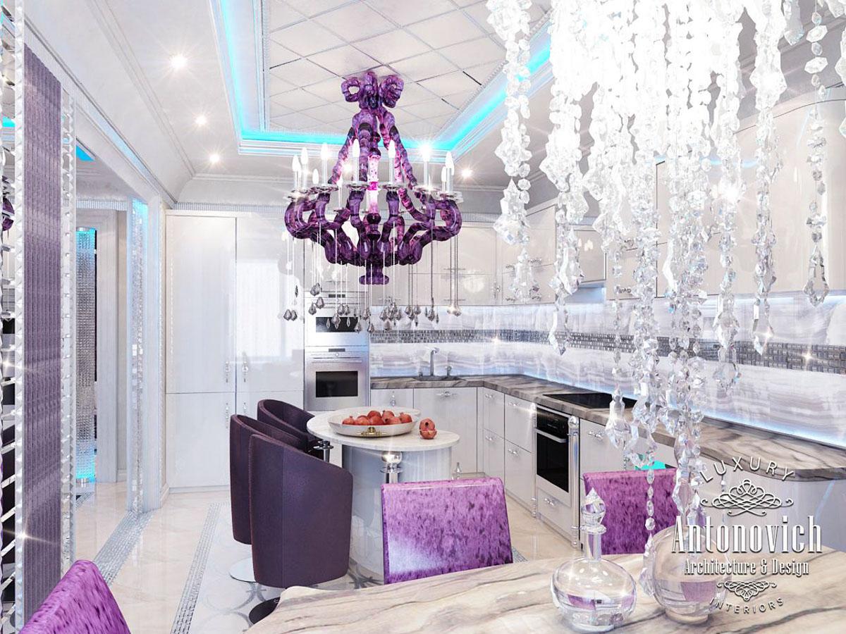 Kitchen Design Usa By Katrina Antonovich: Kitchen Dubai From Luxury Antonovich Design On Behance