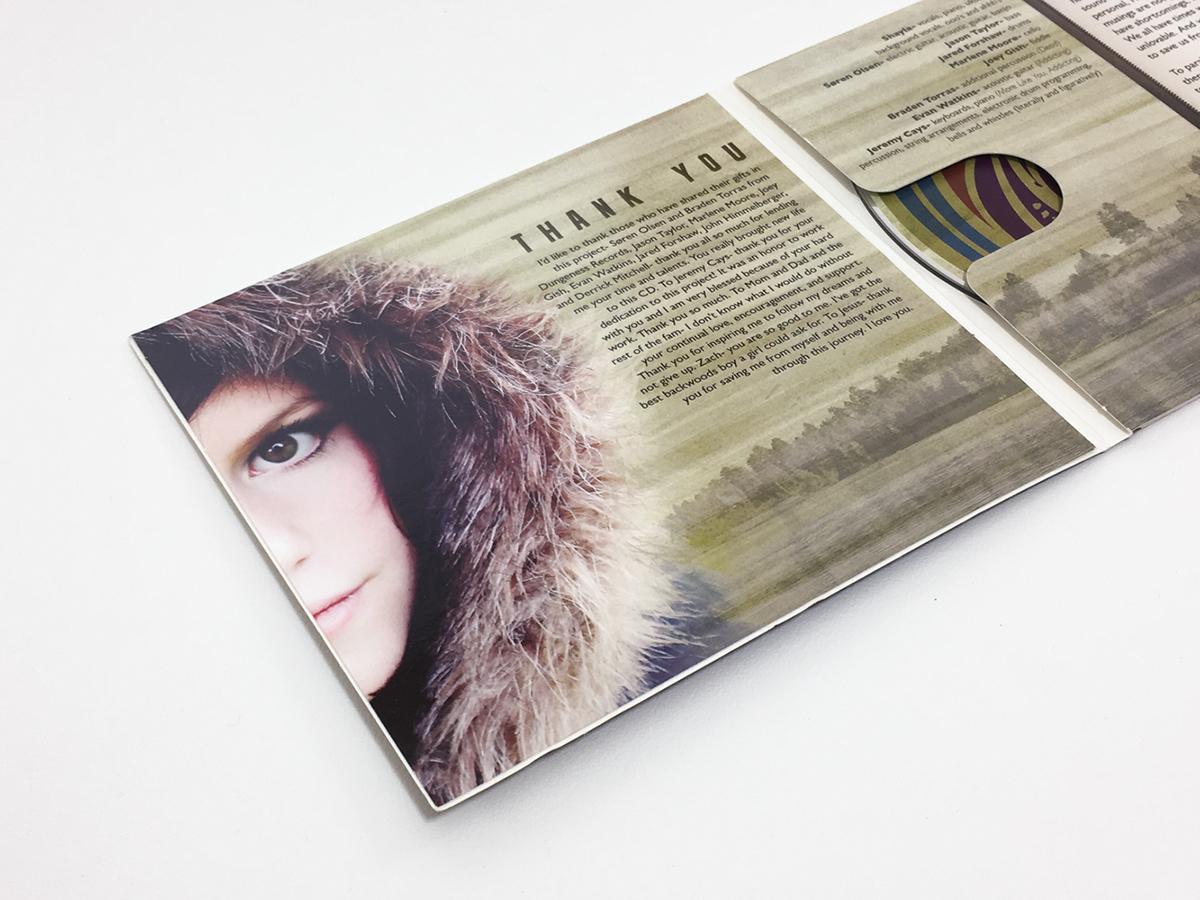 cd Album record Shayla band