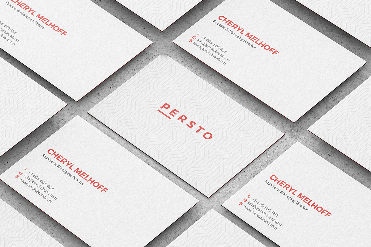 Persto on Behance