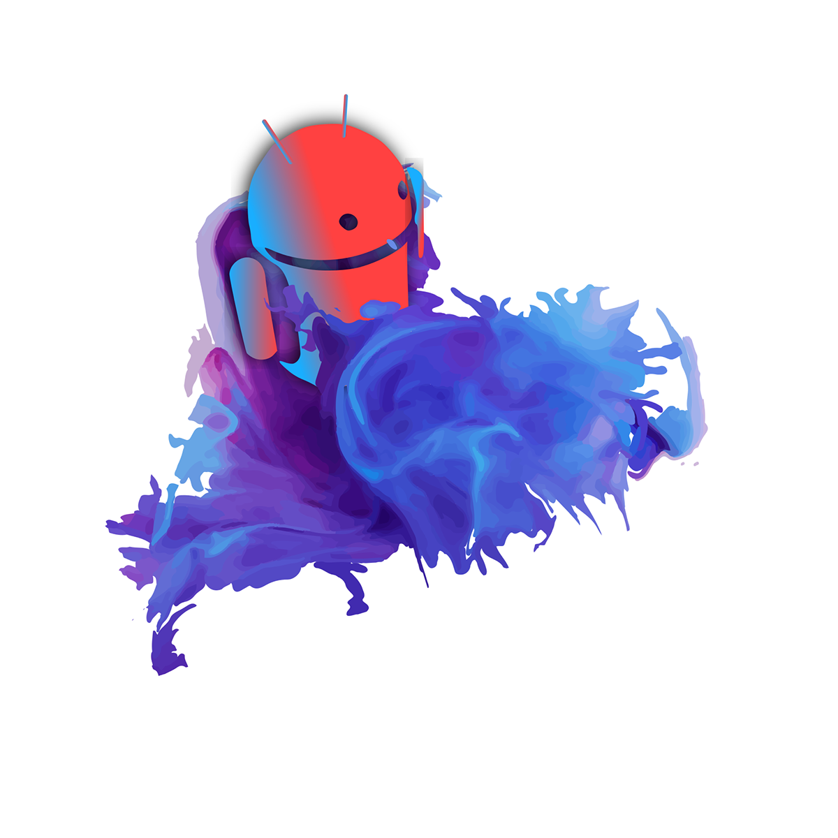 Android Fantasy Logo Design Project Image