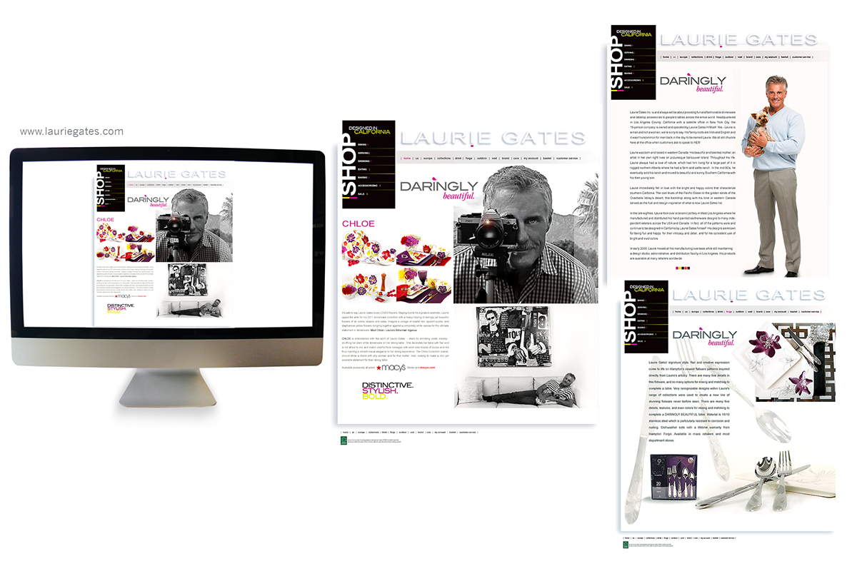 Laurie Gates Designs On Behance