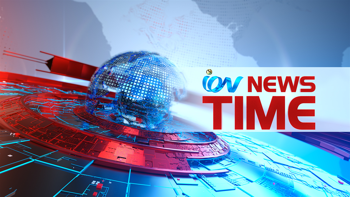iON TV News Time