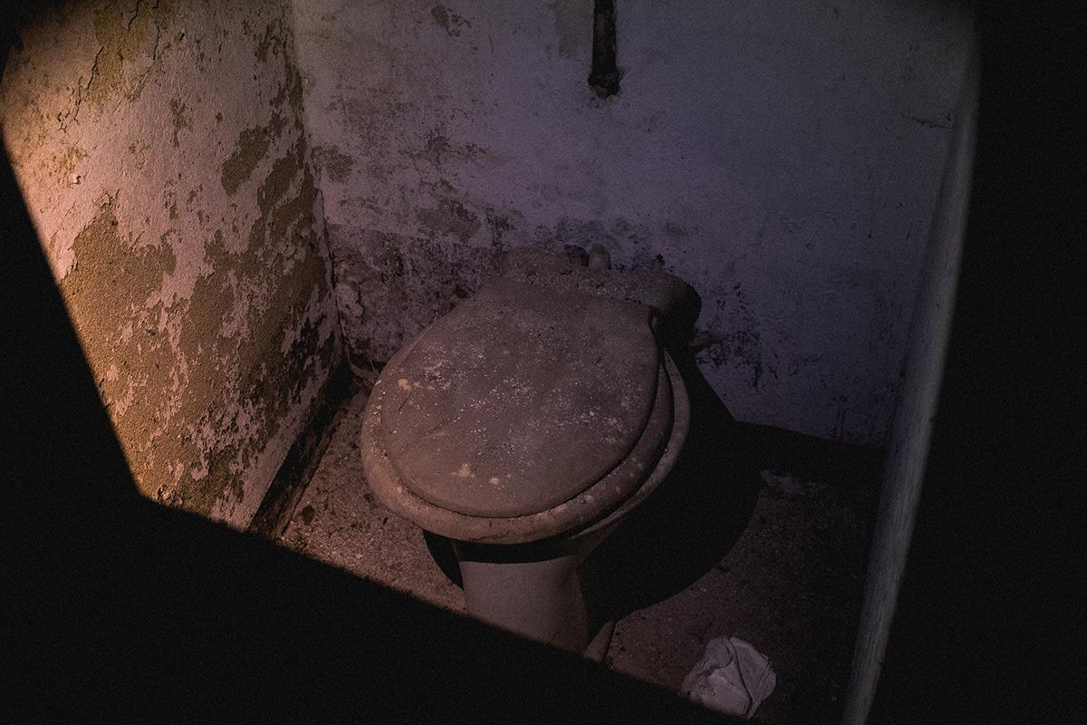 urbex Photography  Canon abandoned Italy desolation hospital