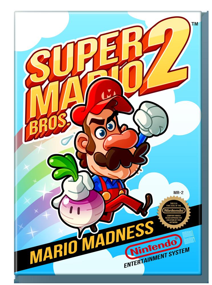 Super Mario Bros 1 2 3 On Behance