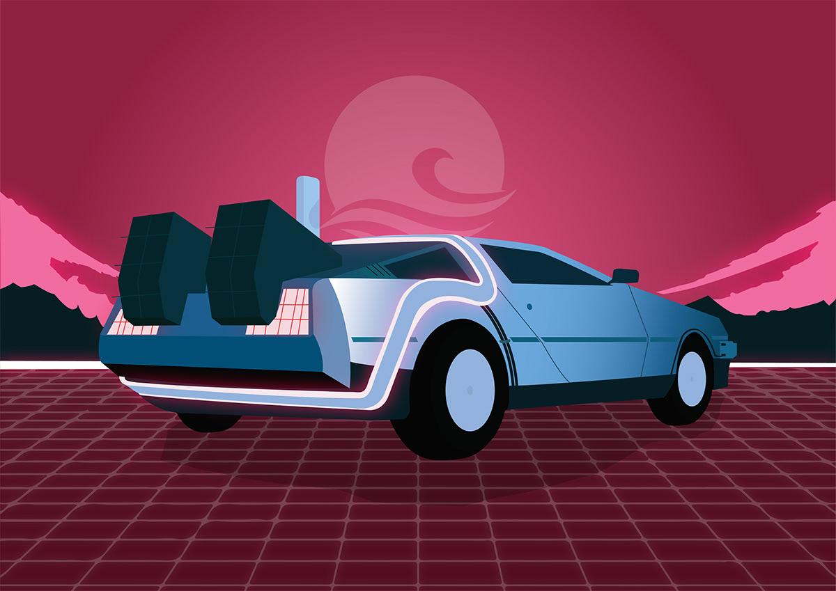 Image may contain: land vehicle, vehicle and cartoon