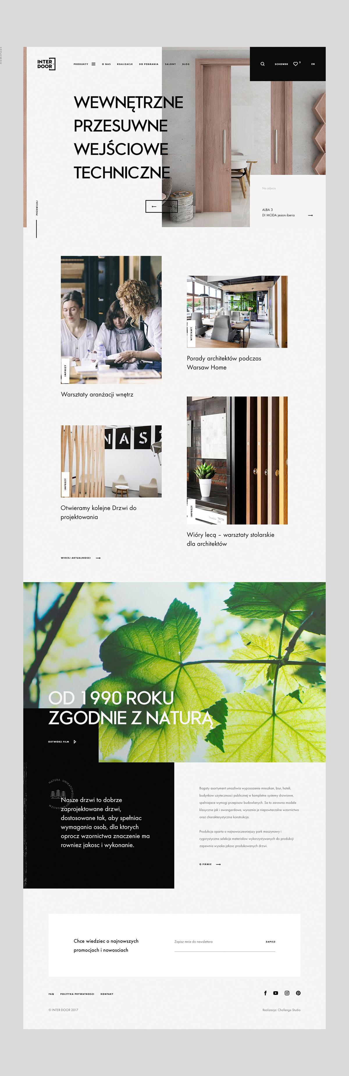challenge light door design Interior clean rwd leaflet Nature
